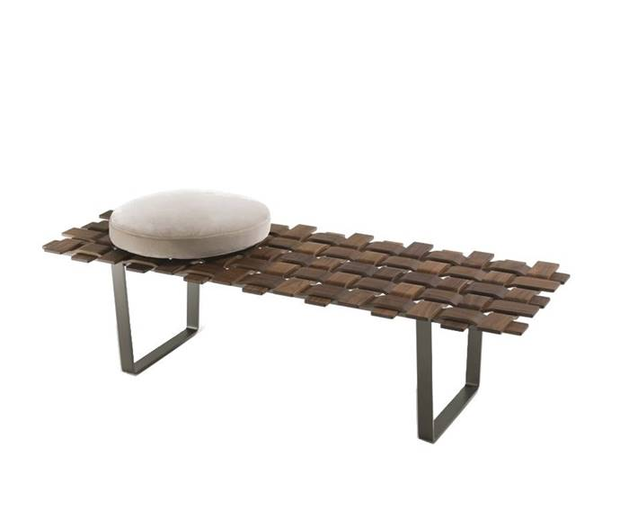 Porada Bench - Made in Italy
