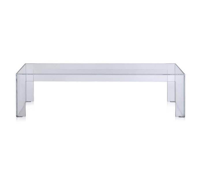 INVISIBLE SIDE TABLE Kartell カルテル インビジブル サイド テーブル コンソール テーブル