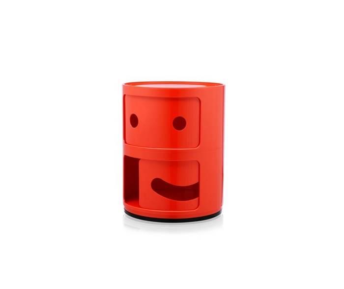 COMPONIBILI SMILE Mobile contenitore - kartell