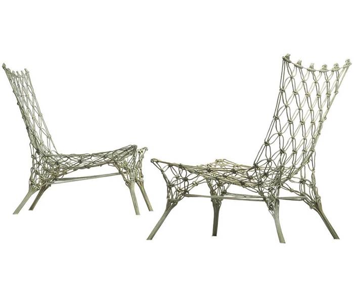 KNOTTED CHAIR Poltroncina - Cappellini