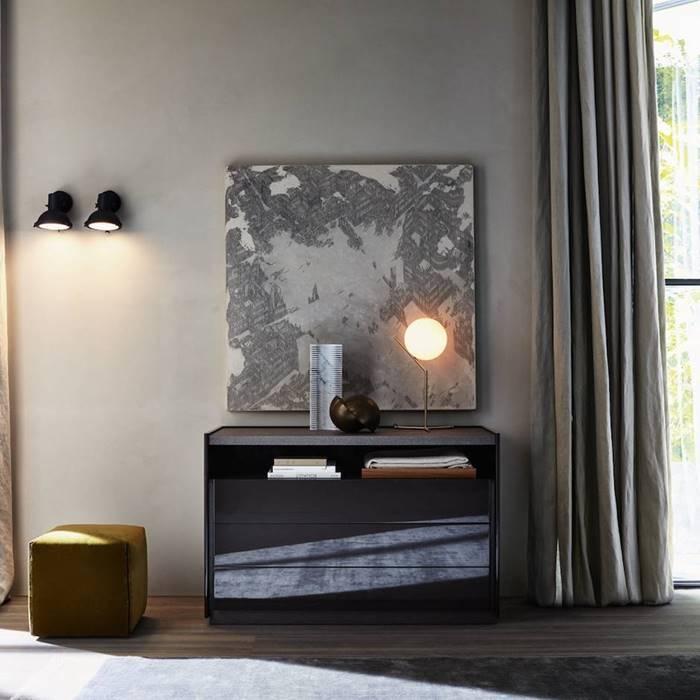 Molteni & C 5050 Night Side Table モルテーニ 5050 ナイトテーブル サイドテーブル