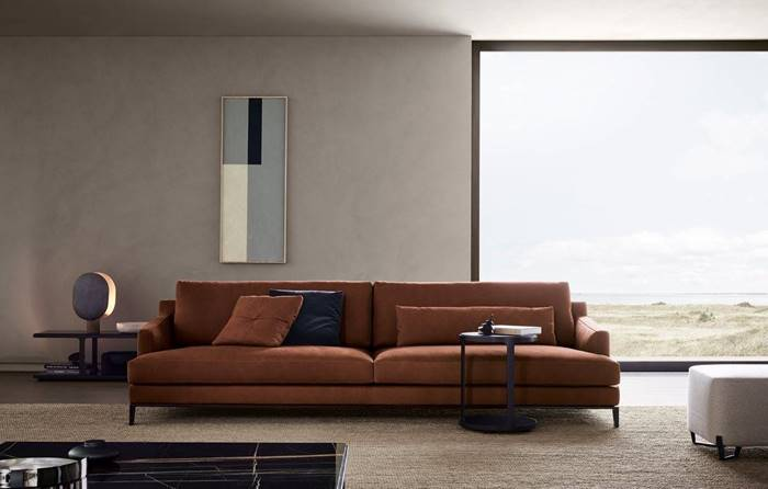 ポリフォーム ベルポート ソファ (W2700) Poliform Bellport Sofa