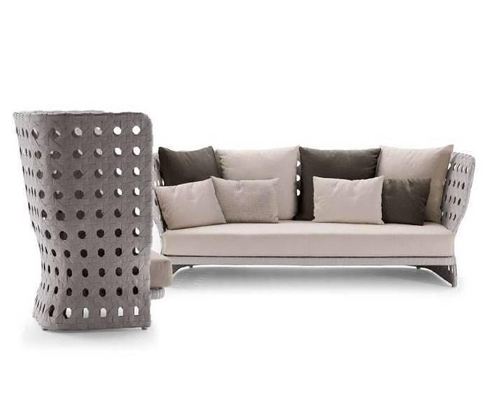 B&Bイタリア カナスタ アウトドア ソファ B&B Italia Canasta Outdoor Sofa