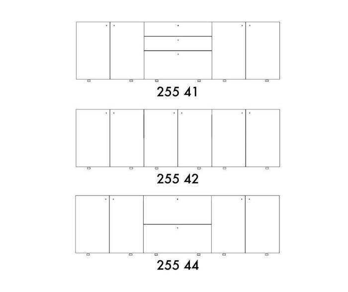 Cassina Flat Cabinet Sideboard カッシーナ フラット キャビネット サイドボード