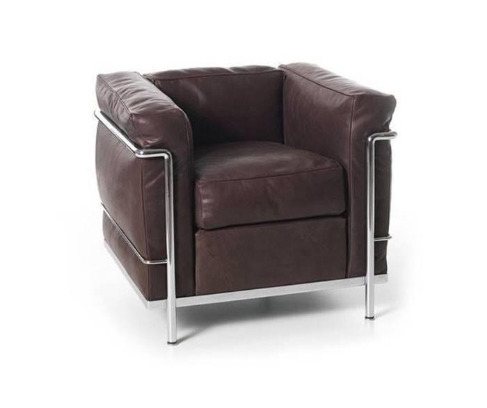 カッシーナ LC2 グランコンフォート アームチェア Cassina LC2 Grand Confort Armchair